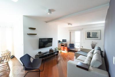 Apartamento No 12º Andar Mobiliado Com 1 Dormitório E 1 Garagem - Id: 892926080 - 226080