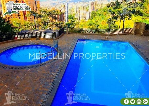 Apartamentos En Arriendo Amoblados En Medellin Cód: 4888