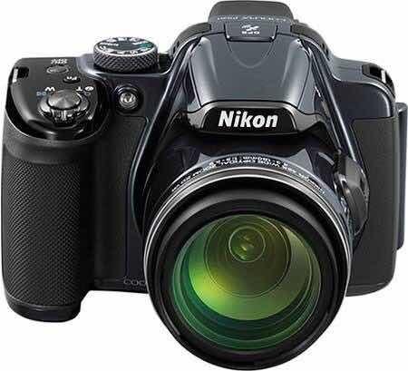 Câmera Fotográfica Nikon Coolpix P520