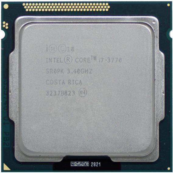 Processador Intel Core I7 3770, 3.4ghz Lga 1155 O&m