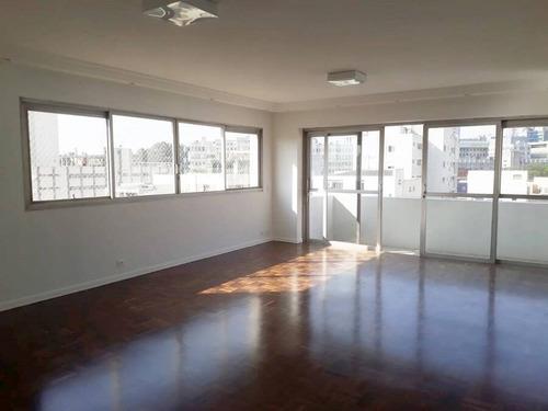 Imagem 1 de 15 de Apartamento Para Aluguel Ou Venda Próximo Ao Metrô Oscar Freire - Apa3121