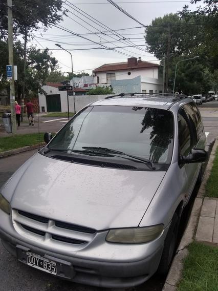 Chrysler Dodge Caravan 2.5 Td -perfecto Estado-