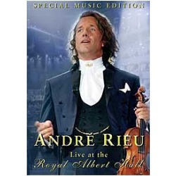 Dvd André Rieu - Live At The Royal Albert Hall
