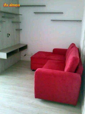 Kitnet Com 1 Dormitório Para Alugar, 30 M² Por R$ 1.500/mês - Mobiliado -gopoúva - Guarulhos/sp - Kn0006