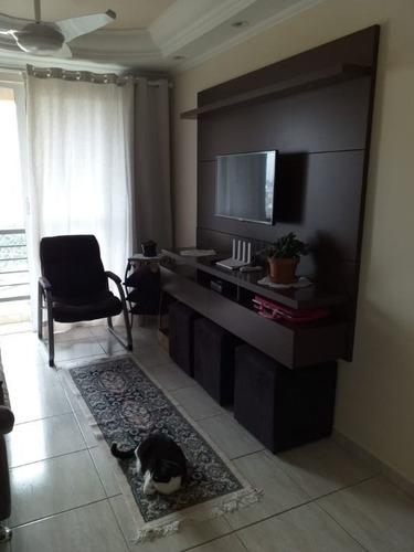 Imagem 1 de 30 de Apartamento Com 3 Dormitórios À Venda, 64 M² Por R$ 390.000,00 - Parque São Domingos - São Paulo/sp - Ap3532