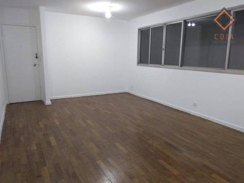 Apartamento Com 3 Dormitórios À Venda, 104 M² Por R$ 830.000,00 - Vila Clementino - São Paulo/sp - Ap48517