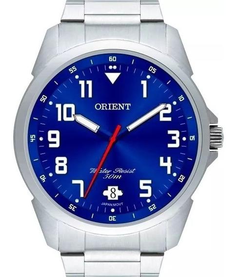 Relógio Orient Masculino Classico- Mbss1154a D2sx