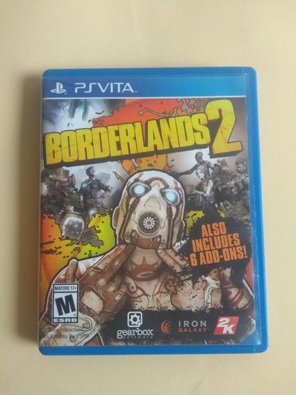 Borderlands 2 Psvita Original