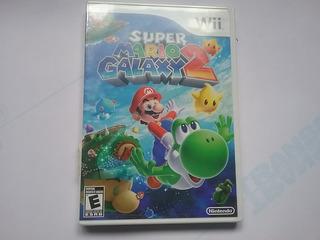 Mario Galaxy 2 Nintendo Wii