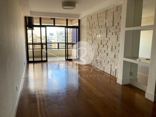 Imagem 1 de 30 de Apartamento Para Venda No Cambuí Em Campinas - Imobiliária Em Campinas - Ap04205 - 69237407