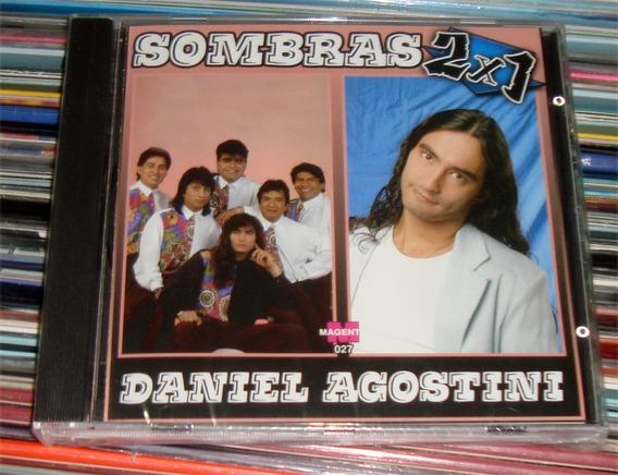 Daniel Agostini 2 Albumes En 1 Cd Sellado Kktus