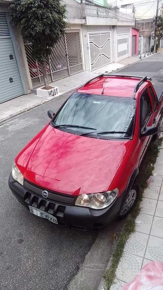 Fiat Estrada Trekkng Fire 1.4flex 8 Vauvolas Ano 2008.,