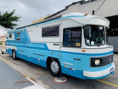 Ônibus Motor Home Vip Bus