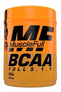 Bcaa Full 5.1.1 - Em Pó - 300g - Muscle Full