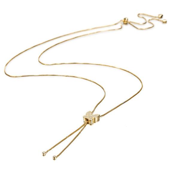 Collar Dama Chapa Oro 18k / Plata 925 No.1 + Envío Gratis