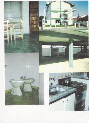 Depto. T. Duplex 2 Ambientes Con Cochera Frente Al Mar Y Av