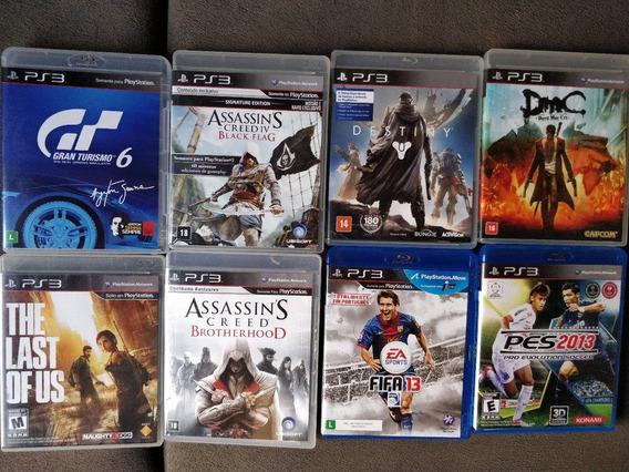 Coleção Jogos Ps3 Originais