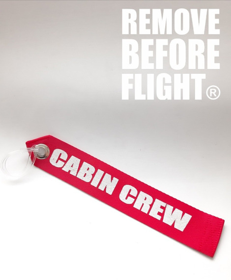 Identificador De Equipaje - Cabin Crew Remove Before Flight