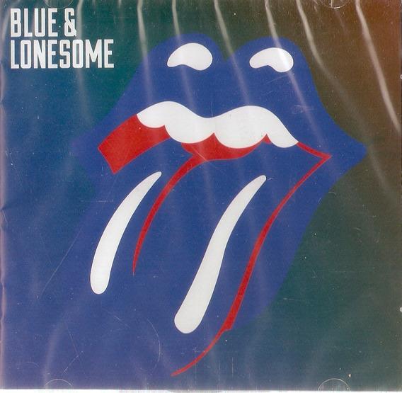 Cd Rolling Stones - Blue & Lonesome - Novo Lacrado***