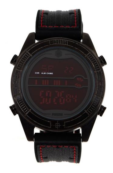 Relógio Digital Masculino Star Wars Stormtrooper