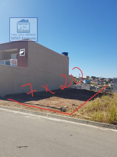 Imagem 1 de 3 de Terreno A Venda No Bairro Jardim Nova Cidade Em Guarulhos - - 2882-1
