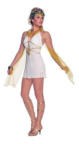 Disfraz Diosa Griega Sexy Adulto - Halloween Premium S