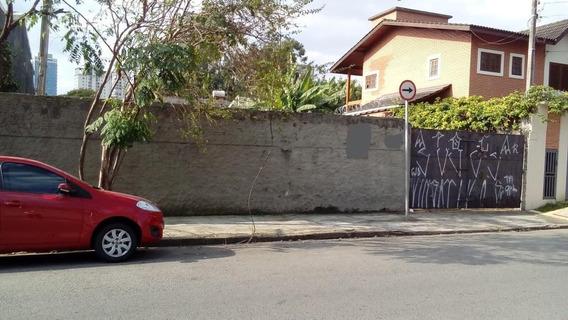 Terreno Em Brooklin Paulista, São Paulo/sp De 0m² Para Locação R$ 9.950,00/mes - Te520827