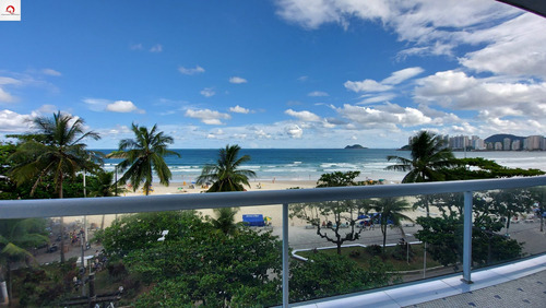 Apartamento Residencial À Venda, Praia Das Pitangueiras, Guarujá. - Ap2389 - 34709078