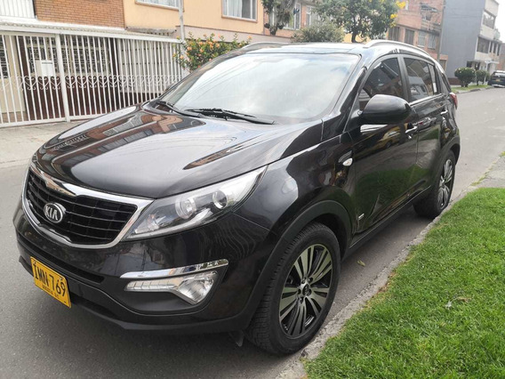 Kia New Sportage Revolution Lx 2.0cc Techo Panoramico