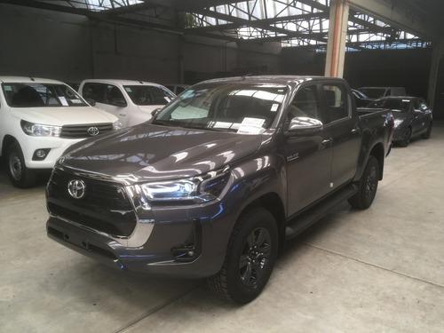 Toyota Hilux Srv 204cv 4x4 6mt Gama 2021 Hace Tu Pedido Pas