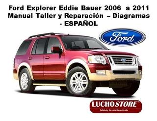 Ford Explorer Eddie Bauer Manual Taller Diagrama Pindata Esp