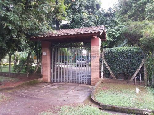 Chácara À Venda Em Loteamento Chácaras Vale Das Garças - Ch248839