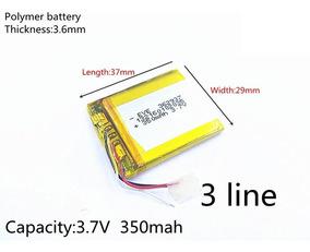 Bateria Controle Remoto Gopro 350mah Nova Lacrada