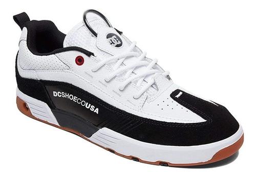 Dc Shoes Legacy 98 Slim S Zapatos De Skate Para Hombre Blanc