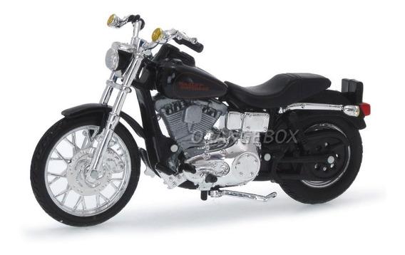 Harley Davidson Fxdl Dyna Low Rider 02 Maisto 1:24 35094-16