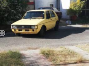 Volkswagen Rabbit 4pts
