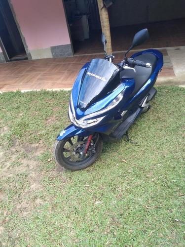 Imagem 1 de 10 de Honda Pcx Cbs 150