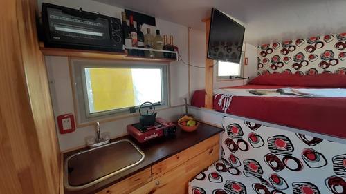 Camper Para Camioneta Doble Cabina A Estrenar