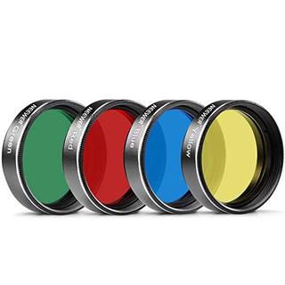 Neewer 4pcs Estándar Filtro De 1,25 Pulgadas De Color Conjun