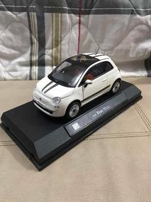 Fiat 500 Hongwell Carrarama 1:24