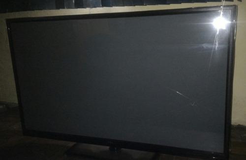 Smart Tv Philco 51 Plasma 3d Com Detalhe. Leia A Descrição