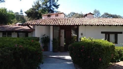 Casa En Venta En Avándaro, Valle De Bravo