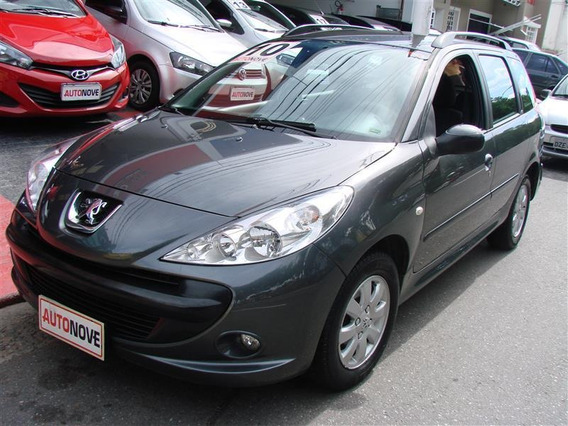 Peugeot 207 1.4 Xr Sport 8v Flex 4p Manual 2010/2010