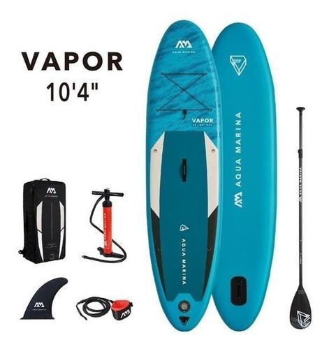 Imagen 1 de 3 de Tabla Surf Paddle / Sup Inflable / Vapor Aqua Marina 3.3 Mts