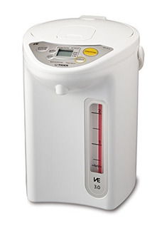 Tiger Pifa30uwu Ve Micom Calentador De Agua Eléctrico Y Cal