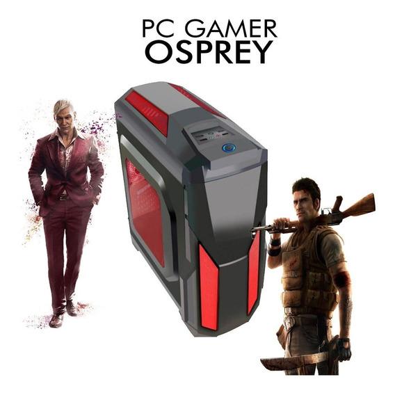 Pc Gamer Osprey - Intel Pentium G5400, Rx 560 4gb, 1tb, 8gb