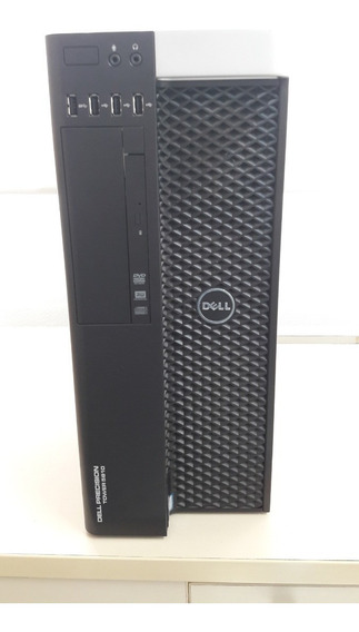 Workstation Dell T5810 - E5-1650 3.5ghz | 256 Ssd | 32gb Ram