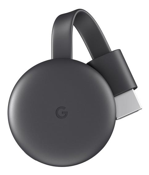 Chromecast A Pronta Entrega C Nota Geração 3 C Nota