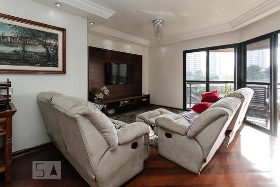 Apartamento No 6º Andar Mobiliado Com 3 Dormitórios E 3 Garagens - Id: 892892355 - 192355