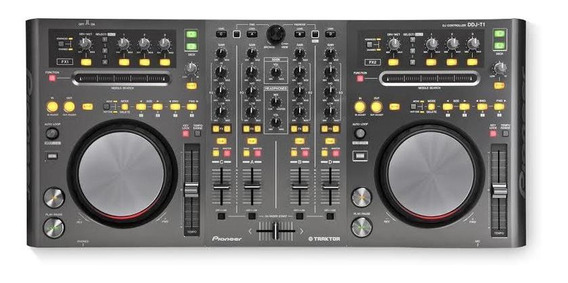 Ddj T1 Pioneer Virtual Dj Maper Mapeamento + Virtual Dj